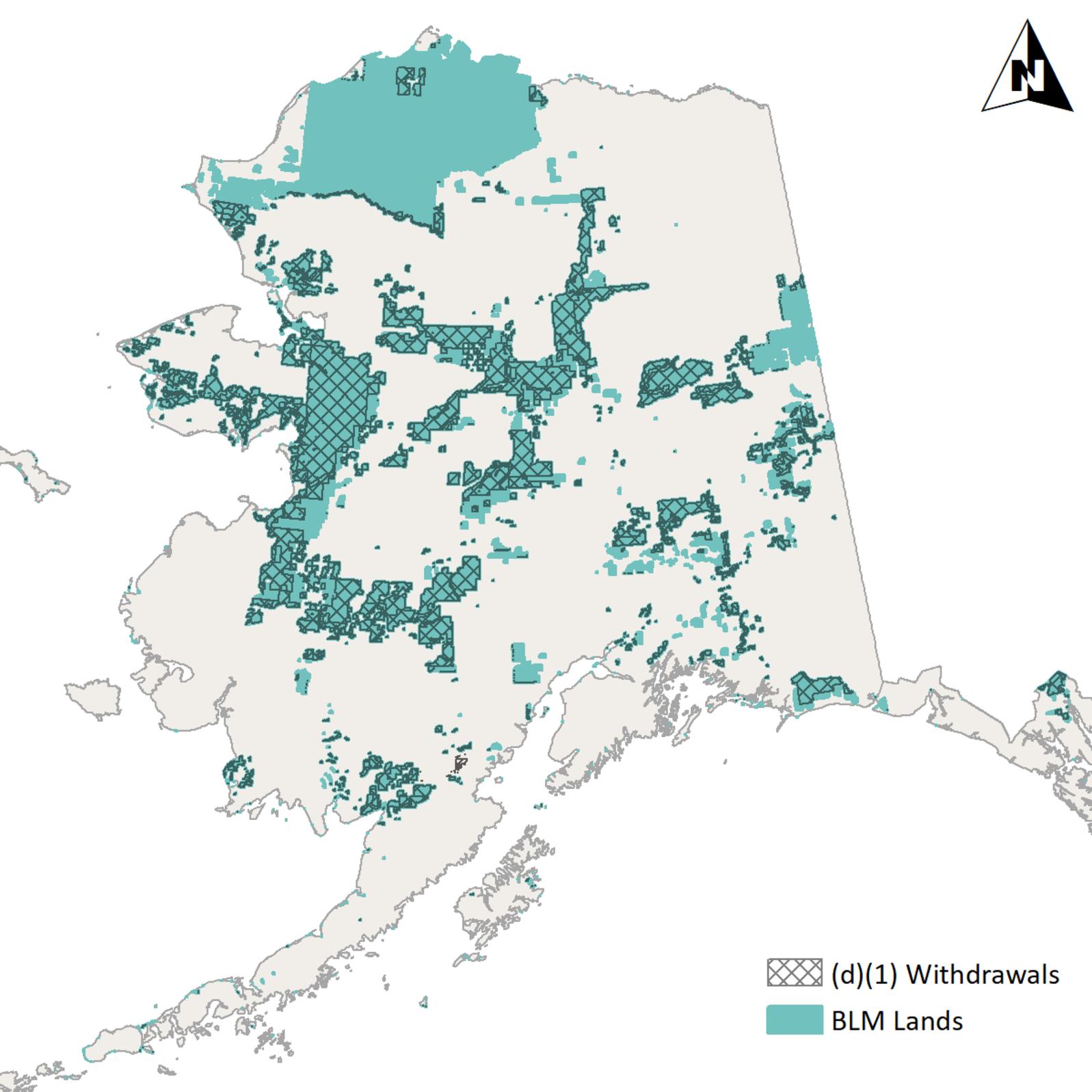 Statewide D1 Lands