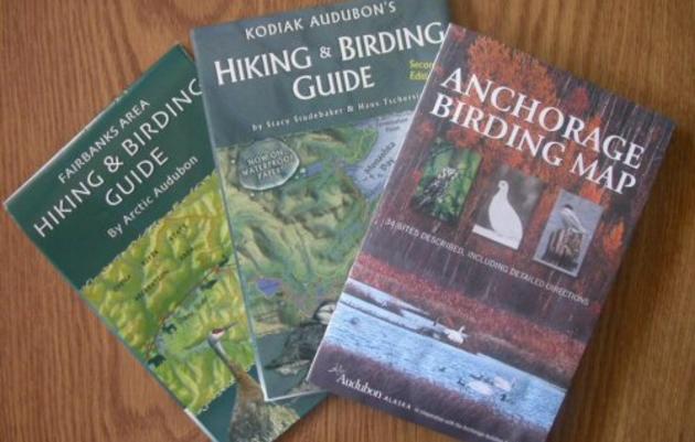 Alaska Birding Maps