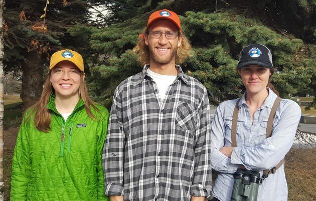 Audubon Alaska Hats!