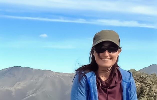 Rebecca Sentner, Communications Manager