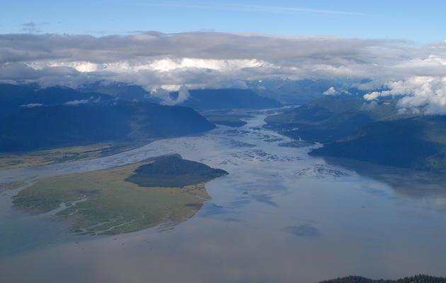 Southeast Alaska Birding Trail Website Walk Through