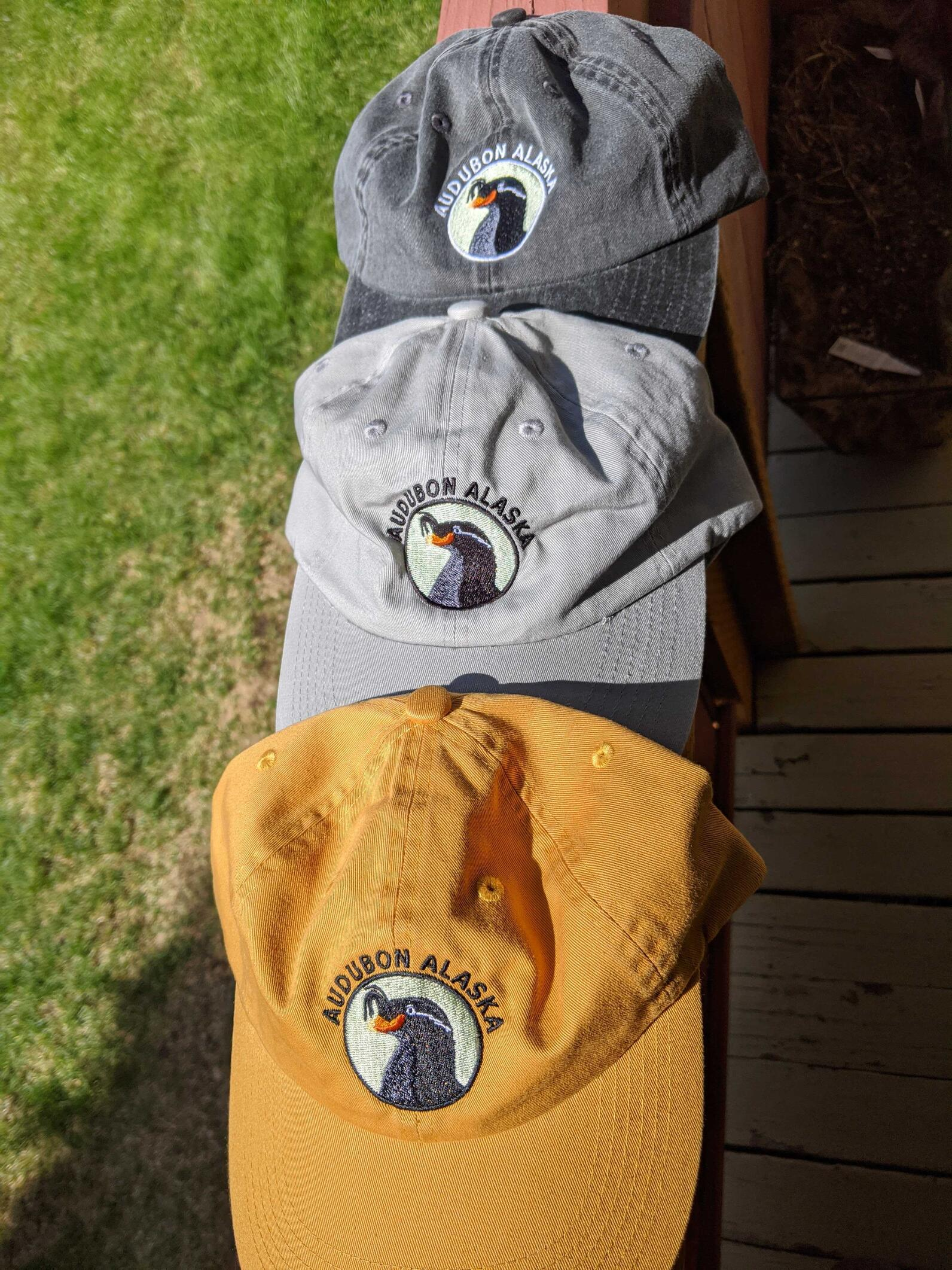 Belted Kingfisher hats