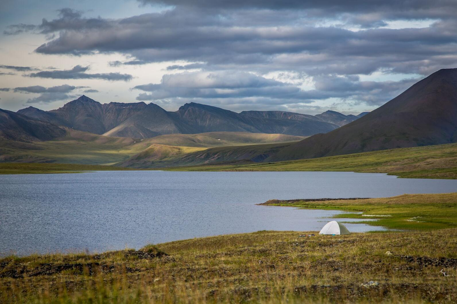 Gates of the Arctic National Park.