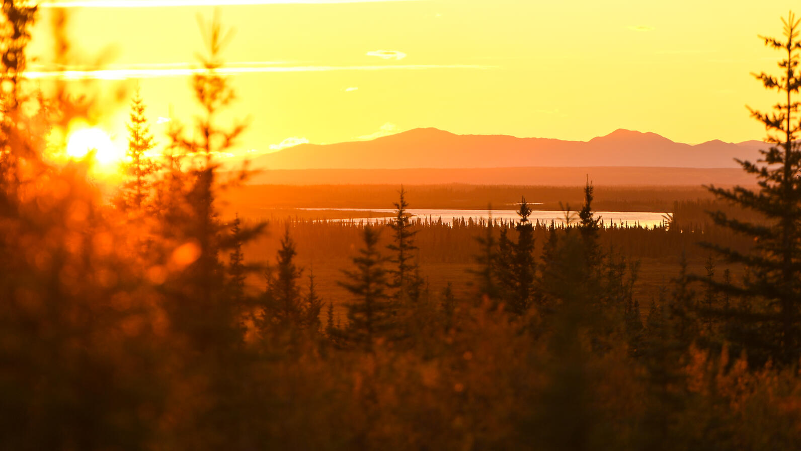 Onion Portage in Alaska.